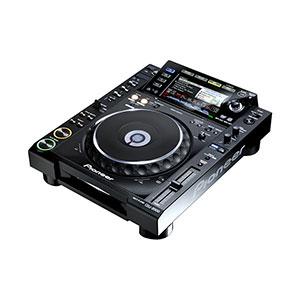 pioneer-dj-cd-spelare